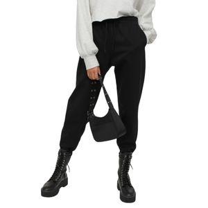 Divided H&M Black Jogger Sweatpants Size S Basic